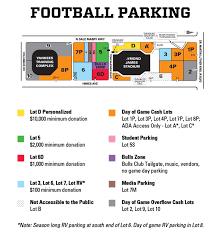 football parking