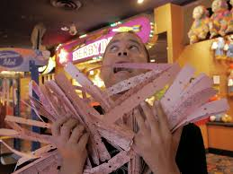Circus Circus Buffet Coupons by Arcade Ticket Game Wins And Fails At Circus Circus In Las Vegas