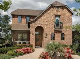 beautiful brick homes hgtv