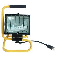500 watt halogen light halogen portable work l 500 w 13 3 8 rona