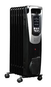 newair ah 450b electric filled radiator space heater