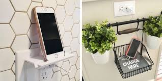 charging station phone 20 diy phone charging stations home diy projects