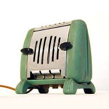See Theough Toaster See Through Toaster