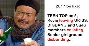 Memes Defined - the top 10 k pop memes that defined 2017 y kpop