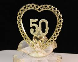 50th wedding anniversary cake topper 50th wedding anniversary cake toppers wedding ideas