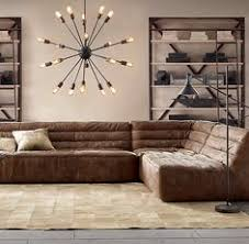 fulham leather sofa for sale fulham leather seating from restoration hardware fulham