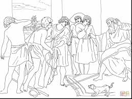 remarkable joseph bible story coloring pages joseph coloring