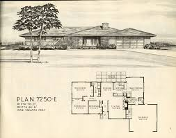 cape cod house plans 1950s 1950s house floor plans ideas the