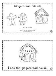 gingerbread man writing paper the lower elementary cottage gingerbread man mini unit with my biggest pet peeve is when i can t make an emergent reader double sided i made sure these readers can be printed on both sides to save paper