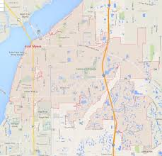 Wellington Florida Map by Fort Myers Florida Map