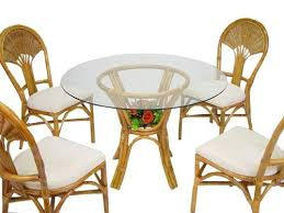 rattan table and chairs orlando event rentals