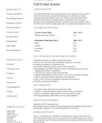 Resume Call Center Sample by Call Centre Cv Sample High Energy Resilience And Excellent Time