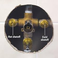 Shower Faucet With Valve Cold Water Is Doityourself Com Community Forums