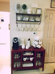 Office Bar Cabinet Bathroom Coffee Bar Diy In Real Office Cabinet Before