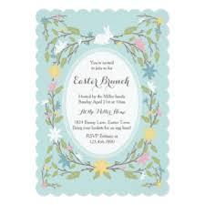 easter brunch invitations easter brunch invitations announcements zazzle au