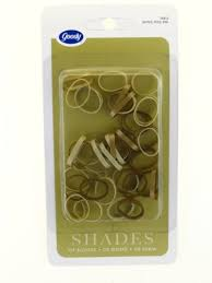 goody hair buy goody shades of hair elastics 50 pk in cheap