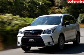 subaru forester lowered 2016 subaru forester ts review wheels