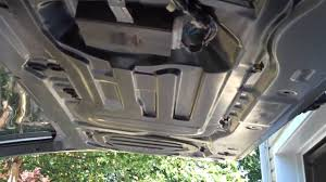 toyota sequoia broken rear hatch latch repair youtube