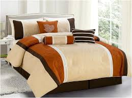 burnt orange comforter set 8229