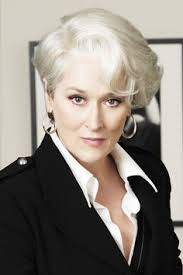 the hairstyle of the devil meryl streep she has portrayed women for us with amazing