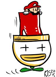 Meme Cartoon Maker - the wonderfull things you can do in mario maker super mario maker