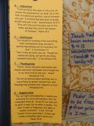diy prayer board spiritual battles