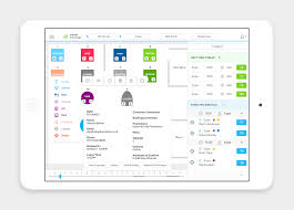 Table Ux Restaurant Table Manager For Ipad Andrew Goodlad Ui Ux Designer