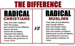 the american cowboy chronicles radical christians vs radical