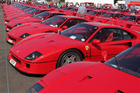 f40 auction auction results and sales data for 1987 f40