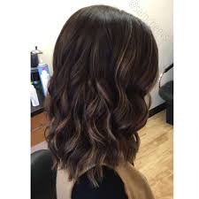 brown to blonde balayage hair color hand painted highlights