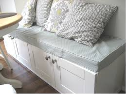 kitchen cabinet bench seat ikea storage bench seat beautiful ikea storage bench for kitchen