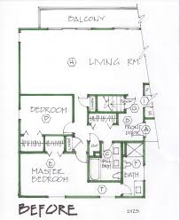 adding a bedroom undersized bedrooms and baths expanded without adding on to house