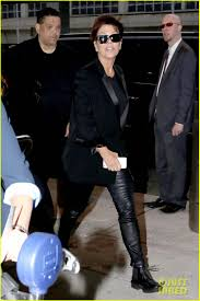 Kris Jenner Home by Kris Jenner Heads Home From East Coast Met Gala Trip Photo
