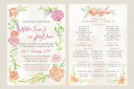wedding invitations philippines a watercolor invitation for a davao wedding for dreams
