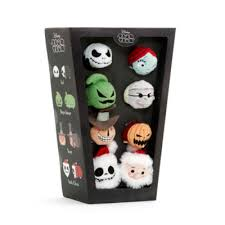 the nightmare before mini tsum tsums set of 8