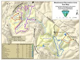 Virginia Mountains Map by New 4 7 Mile Mountain Biking Trail Opens At Meadowood