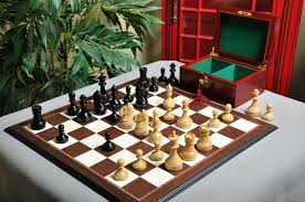 the mechanics institute chess set box u0026 board combination