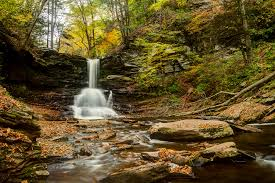 Pennsylvania rivers images Ricketts glen state park pennsylvania pennsylvania waterfall river jpg