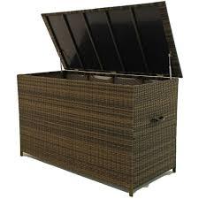 outdoor furniture storage box outdoor goods