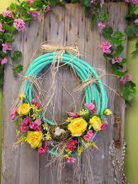 chesters flowers garden hose wreath chester s flower shop
