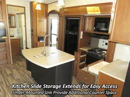 Open Range Fifth Wheel Floor Plans by 2017 Highland Ridge Rv Open Range Highlander 31rgr Travel Trailer