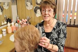 old ladies hair salon is this britain s oldest hairdresser crimper has been cutting