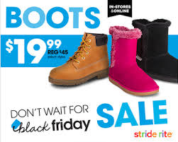 stride rite black friday stride rite 19 99 boot special and giveaway family focus blog