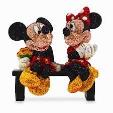 mickey minnie mouse limited edition figurine arribas