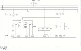 ats control panel wiring diagram genset controller magnificent