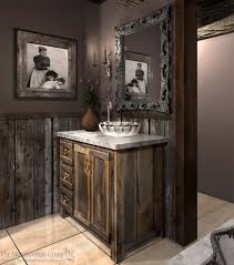 11 14 13 diamond mine bath redesign barn wood reclaimed wood