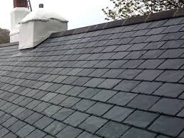 Flat Tile Roof Nathan Spice Roofing And Leadwork