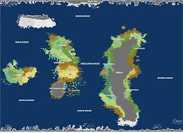 Blank Fantasy Map Generator by Map U2013 World Builder Blog