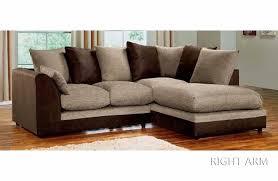 sofa alternatives left right facing new jumbo cord padded