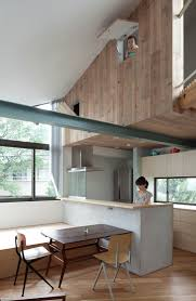 small family home with a treehouse attic by yuki miyamoto house